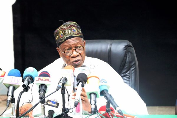 CNN trying to escape now – Lai Mohammed, CNN trying to escape now – Lai Mohammed, Premium News24