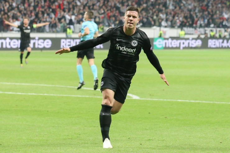 Latest Transfer News: Real Madrid complete signing of Luka Jovic