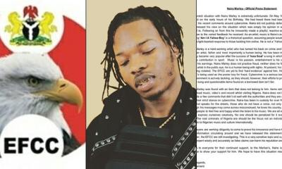 Naira Marley arrest