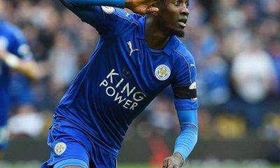 Wilfred Ndidi sets new Premier League record