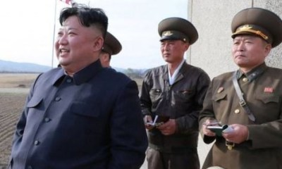 North Korea test fires short-range missiles
