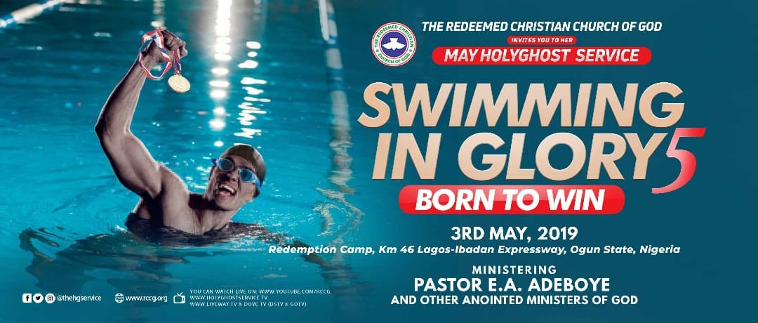 RCCG Holy Ghost Service May 2019 Live Broadcast