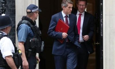 Theresa May sacks defence minister Williamson