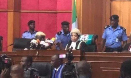 Tribunal adjourns hearing suits challenging President Buhari's victory till May 22nd