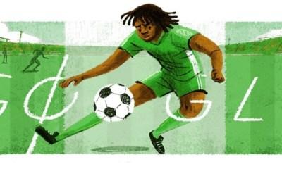 Samuel Okwaraji google doodle