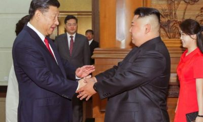 China ties with North Korea