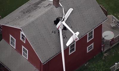 Danbury Plane Crash
