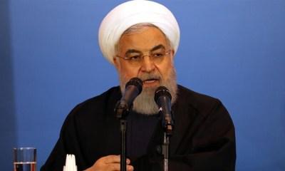Iran President's speech