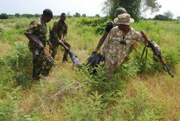 Nigerian troops kill 64 Boko Haram terrorists, loses 10 soldiers in firefight at Darak