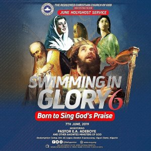 RCCG Holy Ghost Service June 2019 Live Broadcast