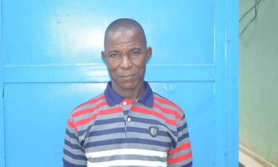 51-year-old school bursar arrested in Abuja for drugging raping and impregnating a teenage student