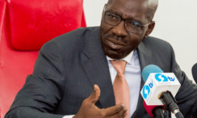 End SARS: Obaseki gives escaped inmates 48hours to return
