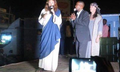 fake jesus