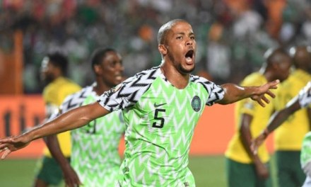 AFCON 2019: Nigerian Super Eagles beat South Africa to qualify to semi-finals