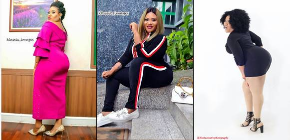 My butt is my selling point - Actress Nkechi Blessing