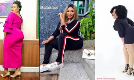 My butt is my selling point – Actress Nkechi Blessing