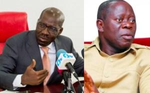 Obaseki to probe Adams Oshiomhole