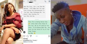 Actress Regina Daniels Allegedly Threatens Stepson, Emzy