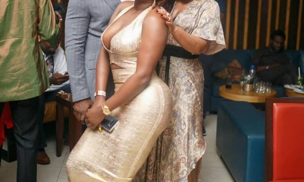 Beautiful photos from Rita Dominic's birthday party