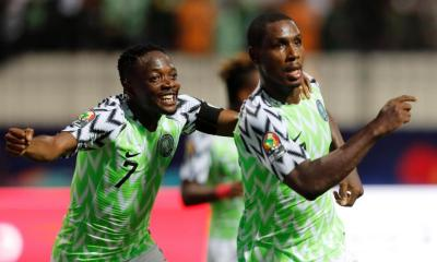 Super Eagles clinch 2019 AFCON bronze