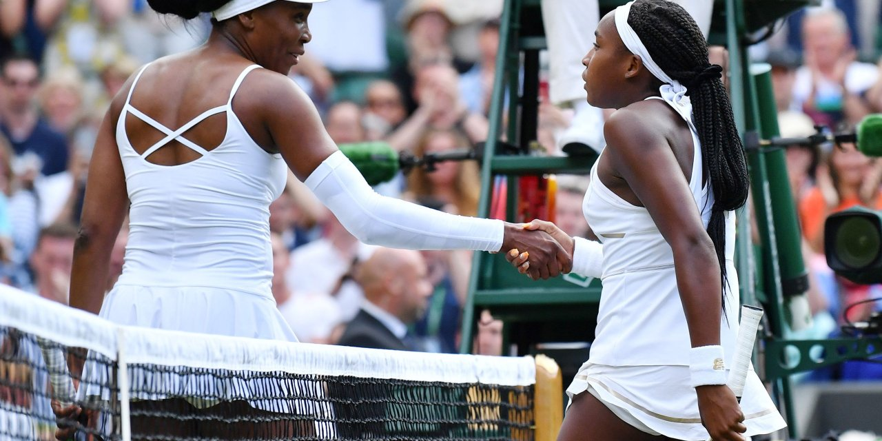Wimbledon 2019: Teenage girl defeats Venus Williams
