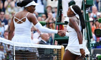 Teenage girl defeats Venus Williams