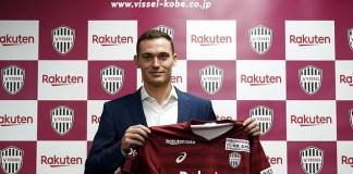 Thomas Vermaelen joins Japanese club Vissel Kobe