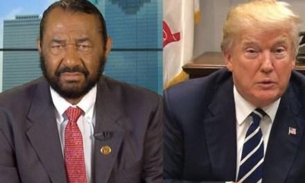 US lawmaker Al-Green files impeachment notice against President Trump
