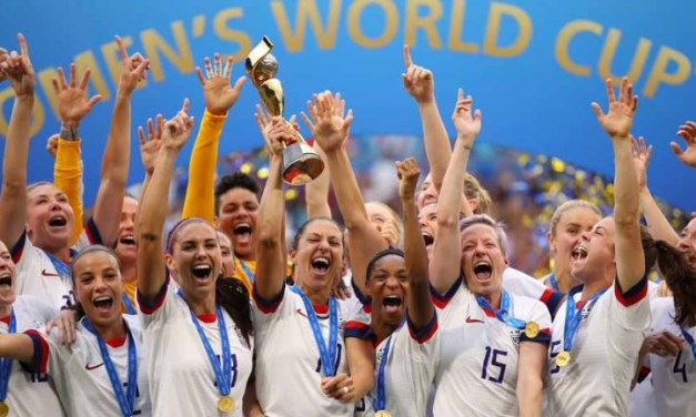 United States defeats Netherlands 2-0 to win fourth Women's World Cup