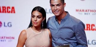 Cristiano Ronaldo receives Marca Legend award in Spain