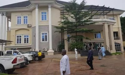 late Alex Badeh's forfeited property to NEDC