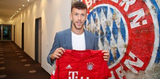 Bayern Munich complete signing of Ivan Perisic from Inter Milan