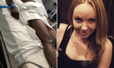 Ukrainian lady stabs Nigerian medical doctor to death with her father's assistance