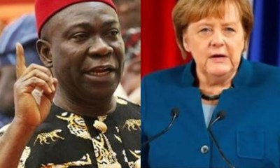 German government deports new batch of Nigerian migrants