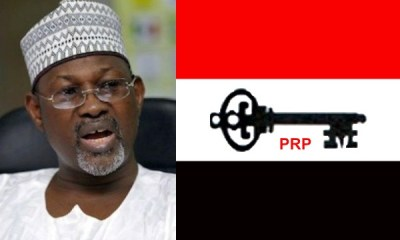 Jega joins political party