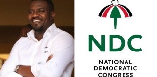 John Dumelo wins NDC parliamentary primaries