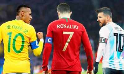 LaLiga president rates Messi above Ronaldo, Neymar