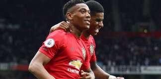 Man United 4-0 Chelsea: Rashford and Martial silence Lukaku doubters