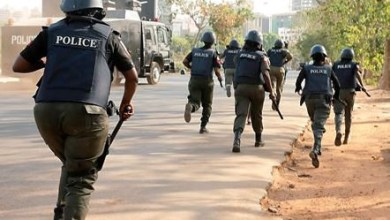 Police engage bandits in gun duel,