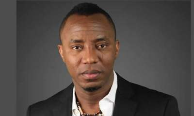 DSS still detains Sowore after been granted bail