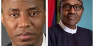Buhari fires Sowore