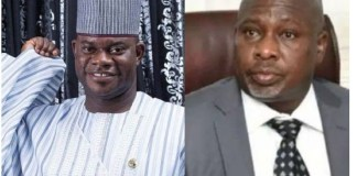 Governor Bello denies plans to assassinate his deputy