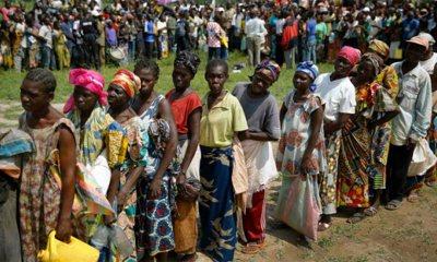Niger Republic seizes Nigerian govt relief materials