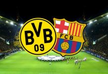 Champions League: Barcelona squad to face Dortmund
