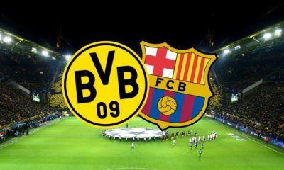 Champions League: Barcelona squad to face Dortmund