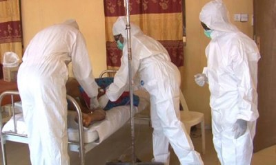 103 killed by Lassa fever in 16 states