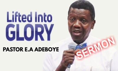 RCCG September 2019 Holy Ghost Service - Lifted Into Glory