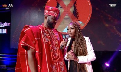 BBNaija 2019: Khafi evicted from the show
