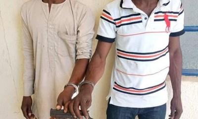 Katsina armed Robbery syndicate