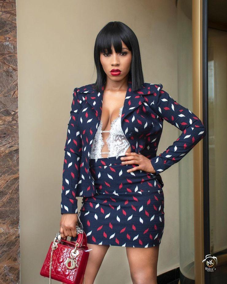 BBNaija: My present status won't affect my relationship with Ike – Mercy